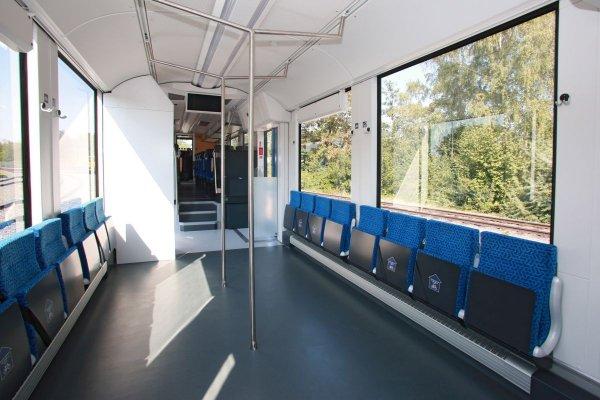 В Германии запущены поезда на водородной основе