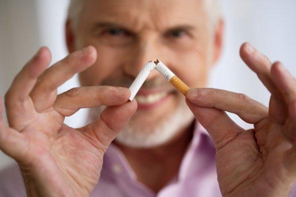 Онколог раскрыл секрет быстрого избавления от никотиновой зависимости