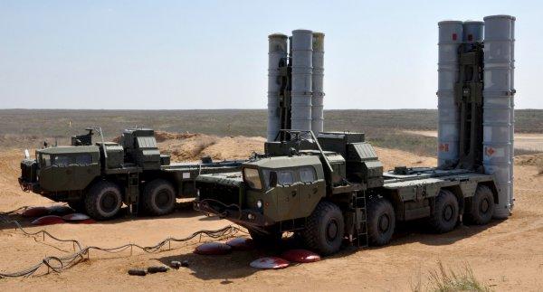 Россия планирует передачу Сирии зенитно-ракетного комплекса С-300