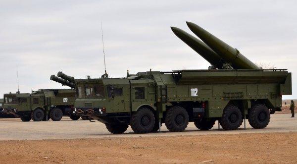 Запуск ракет комплекса «Бастион» заставил серьезно испугаться британцев