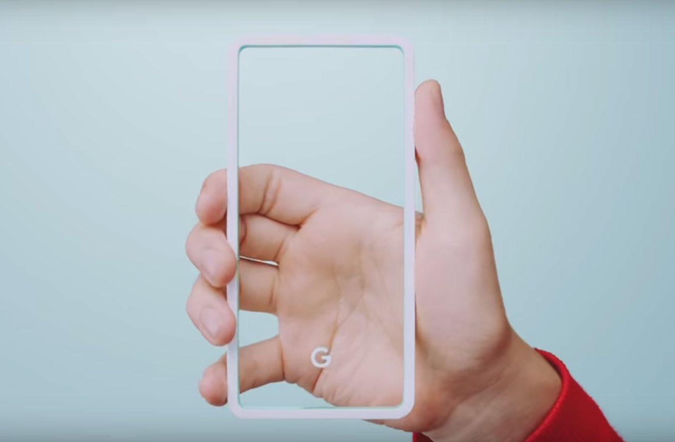 Размещено рекламное видео Google Pixel 3