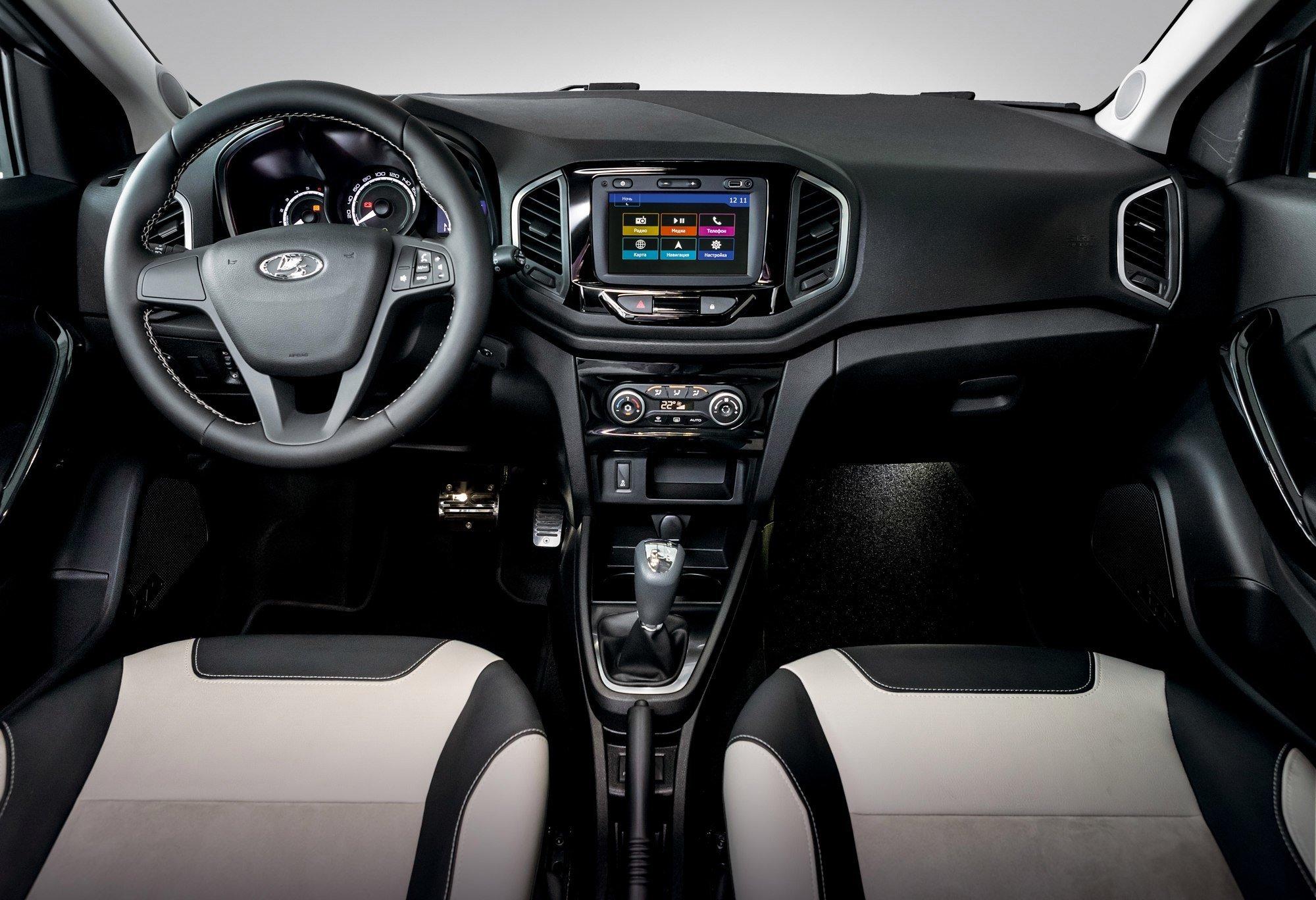 Лидером продаж на русском автомобильном рынке стала Лада Vesta