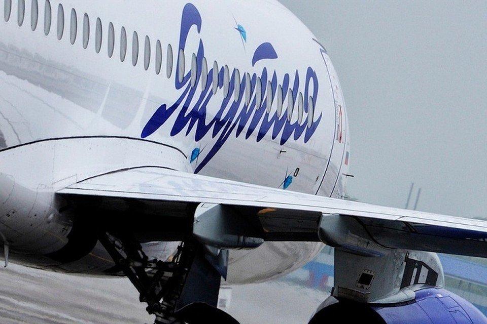 «Из баков самолета течет топливо». ЧП в аэропорту Якутска