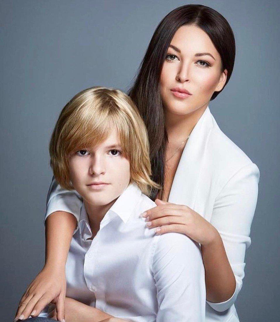 Дубцова с сыном картинки