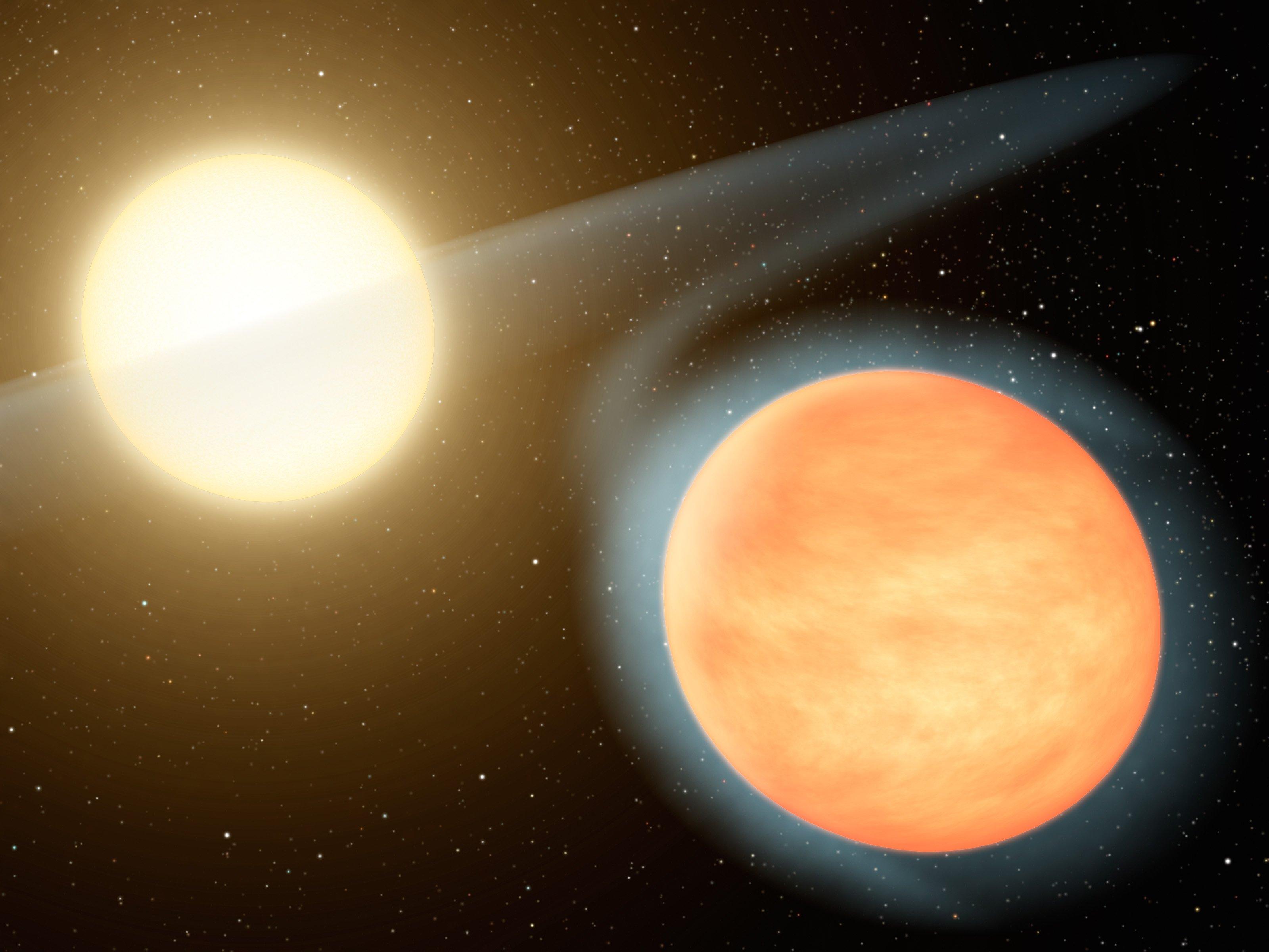 именами самая большая планета во вселенной картинки хорошую фотографию
