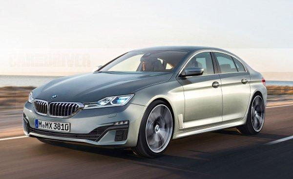 В сети полностью рассекретили новый BMW 3 Series