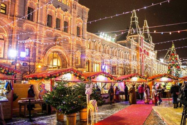 Image result for москва рождественская