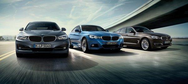 BMW 3-Series Gran Turismo прекращает существование