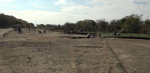 В Приморье археологи нашли древнее городище возрастом три тысячи лет