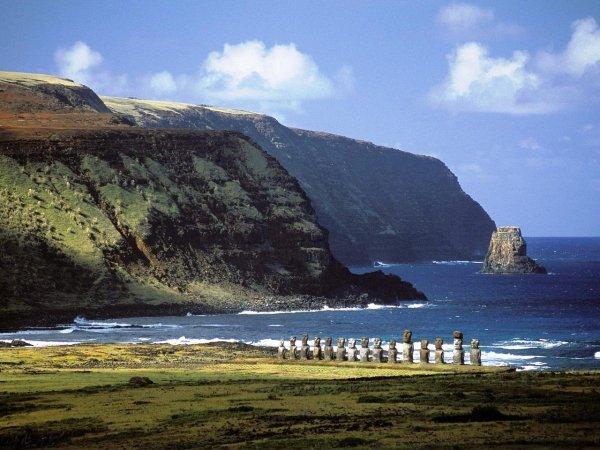 Ученым удалось раскрыть важную тайну острова Пасхи