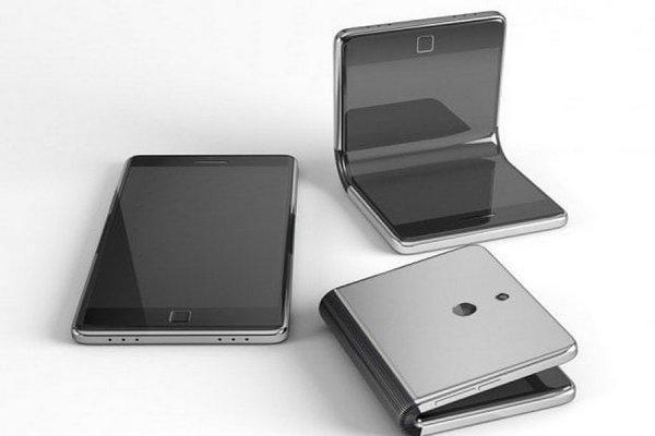 Samsung primero tiene la intención de lanzar un teléfono inteligente con una pantalla de doblado: Hi-Tech: VladTime