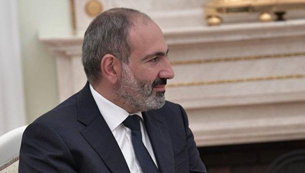 Пашинян сообщил об уходе с должности премьер-министра Армении