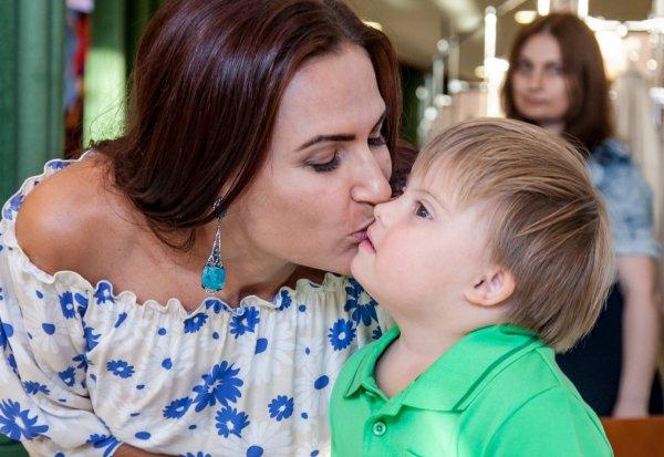 «Особенного» сына Эвелины Бледанс забрали в больницу
