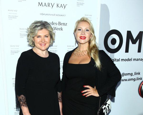 Компания Mary Kay® - официальный визажист Mercedes-Benz Fashion Week Russia