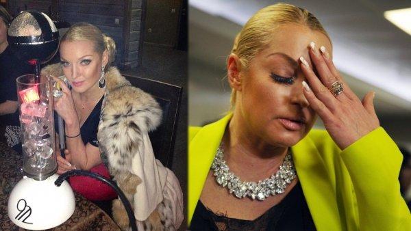 Фанаты хотят лишить родительских прав спивающуюся Волочкову