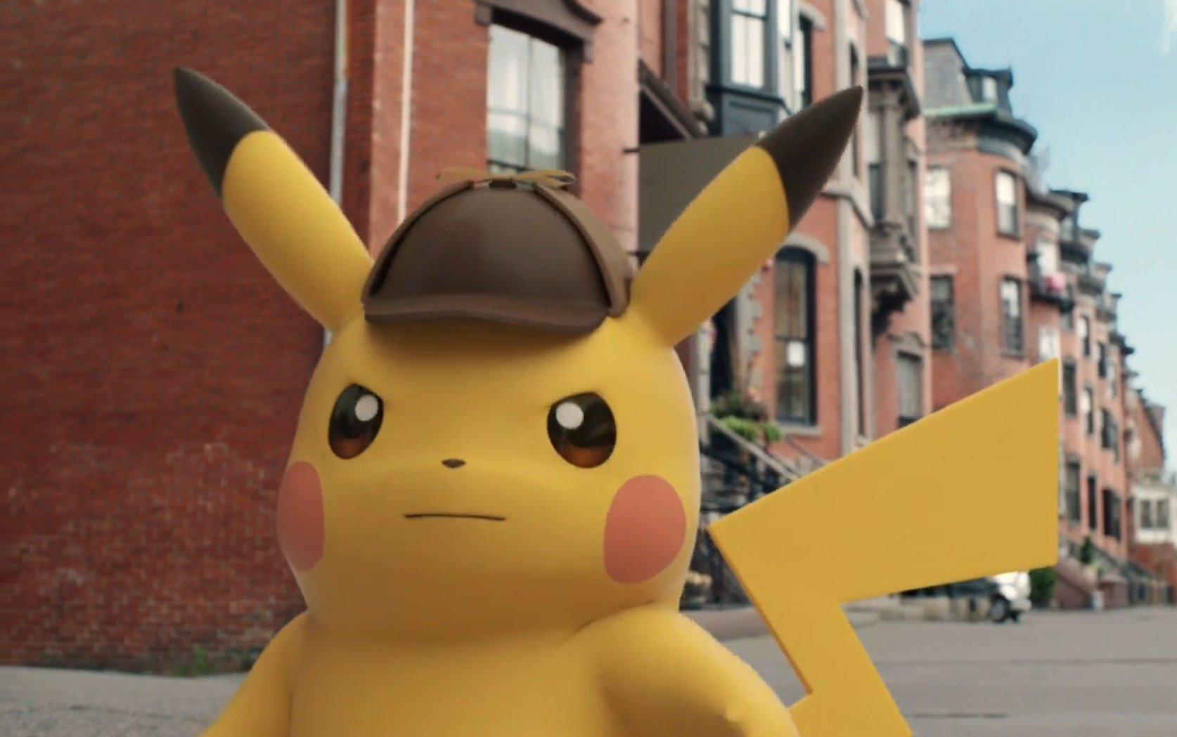 Вглобальной web-сети появился 1-ый трейлер фильма «Покемон: Детектив Пикачу»