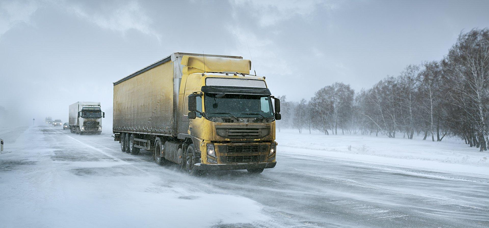 Зима фура красивые картинки