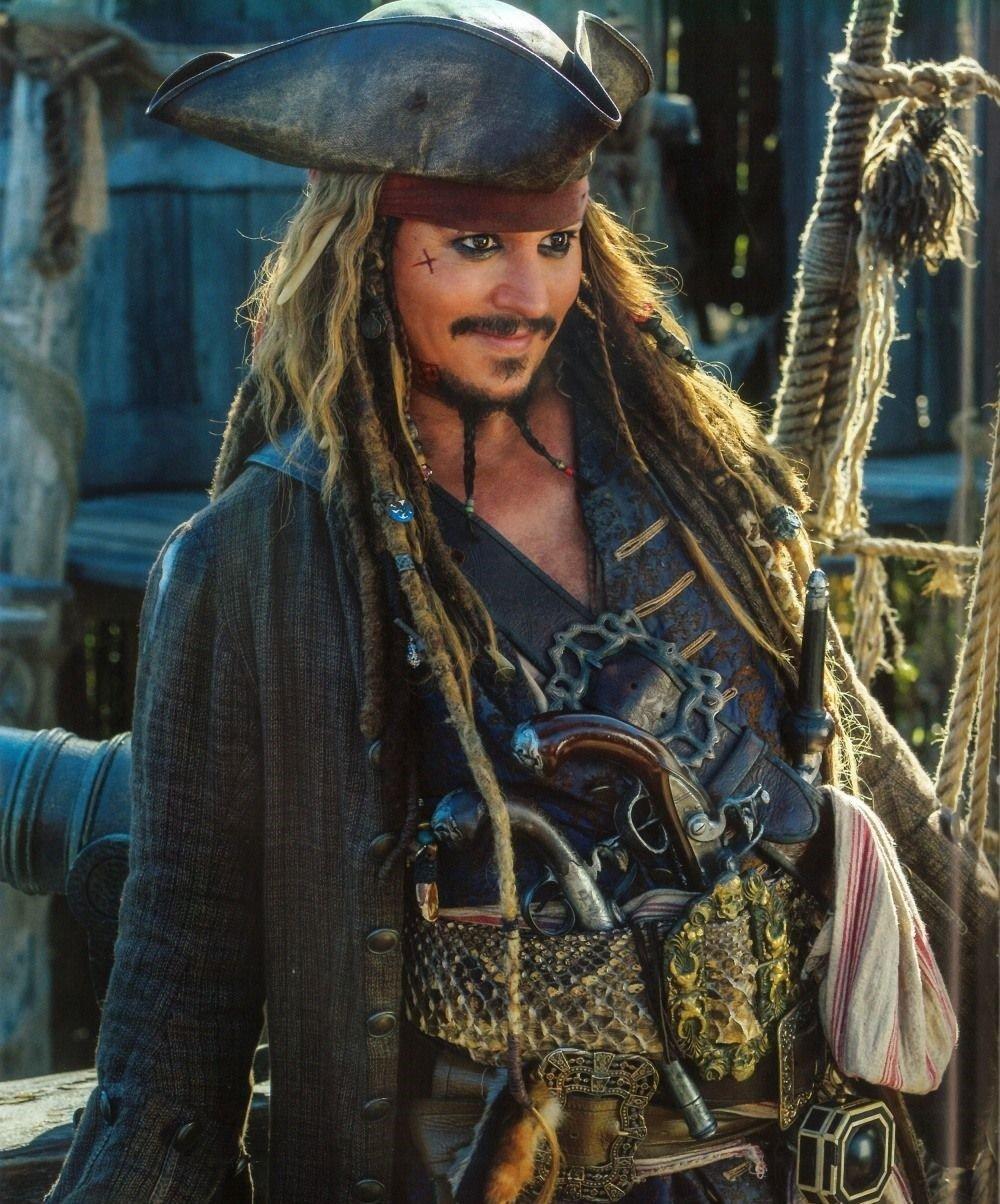 иногда джонни депп фото пираты карибского моря любом