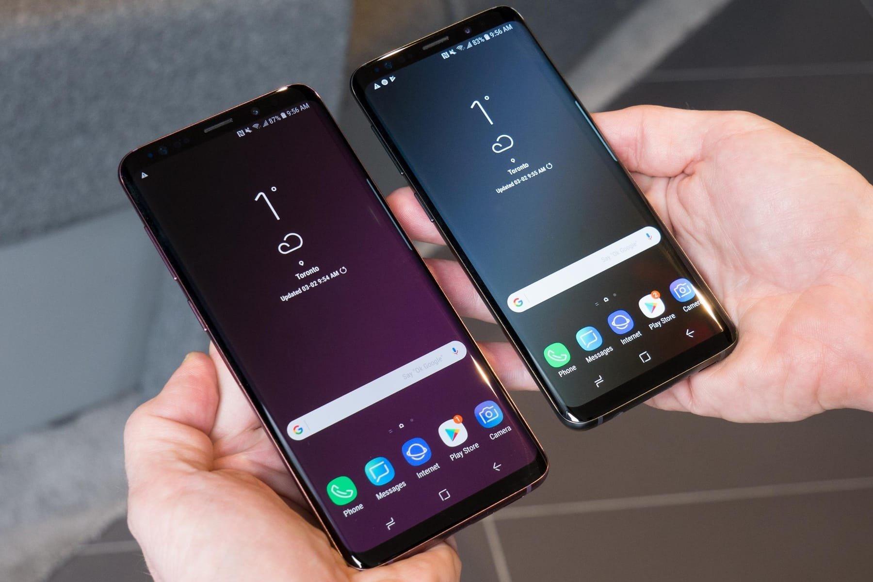 Смартфон Samsung с шестью камерами будет представлен в 2019 году