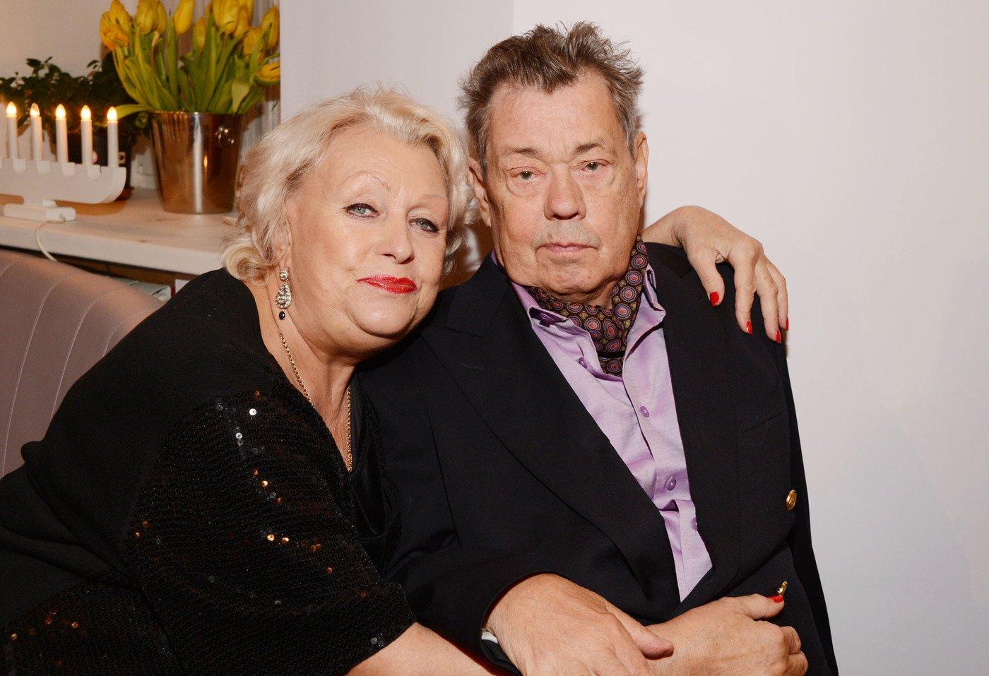 Вдова Людмила Поргина отдыхает водиночестве впервый раз засорок лет