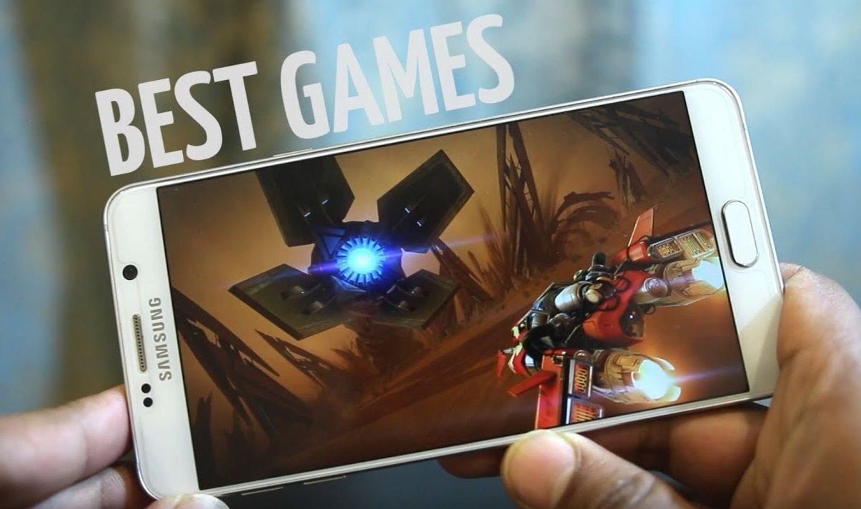 Профессионалы назвали лучшие мобильные игры для устройств андроид