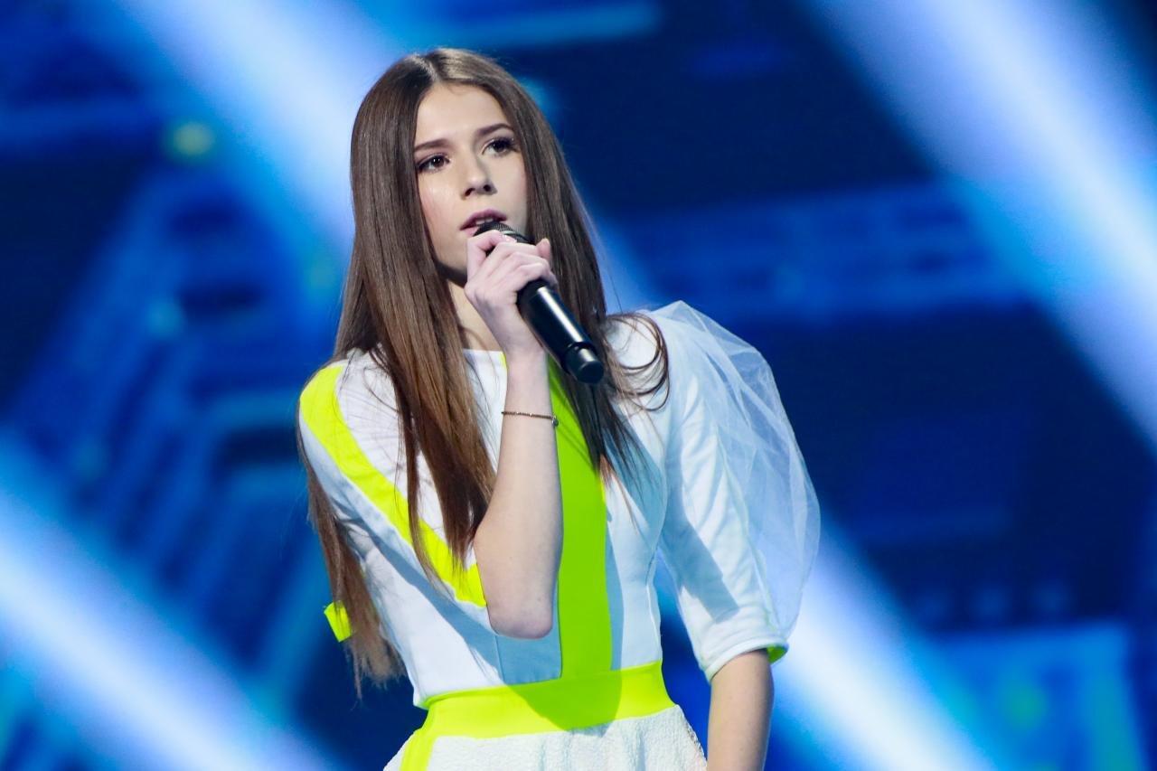 13-летняя полячка победила на «Детском Евровидении— 2018»