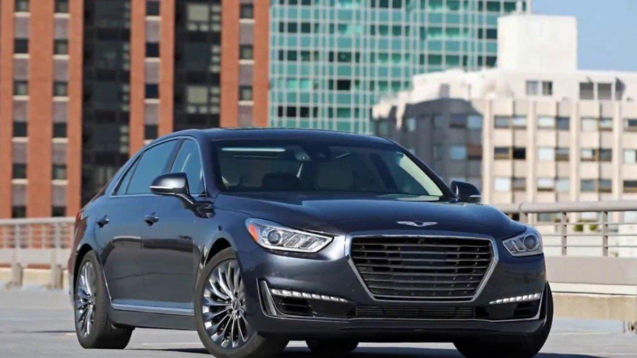 Седан Genesis G90: новый дизайн, прежние моторы и ажиотажный спрос