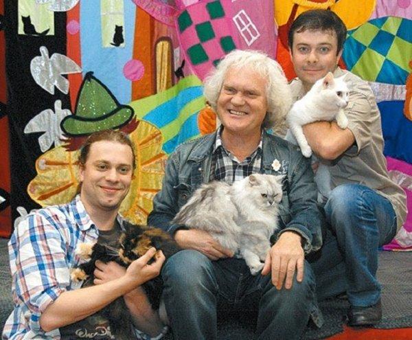 Театр Куклачева зарабатывает 200 тыс рублей в день на кошках