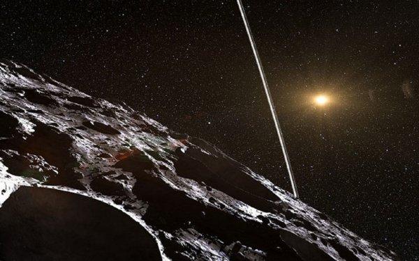 Астроном: Увиденный пилотами Boeing 747 НЛО является метеоритом