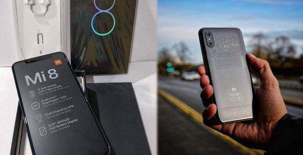 Смартфон Xiaomi Mi 8 сильно подешевел в России