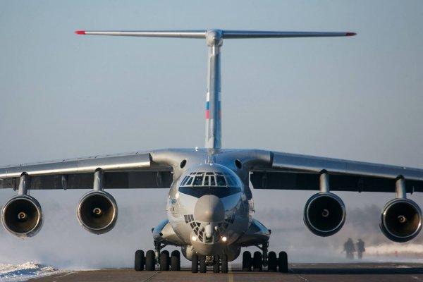 Создание военно-транспортных самолетов «Ил» планируется ускорить