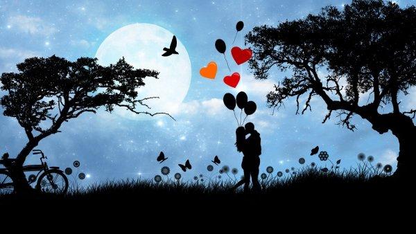 Ученый создал математическое уравнение, чтобы понять любовь