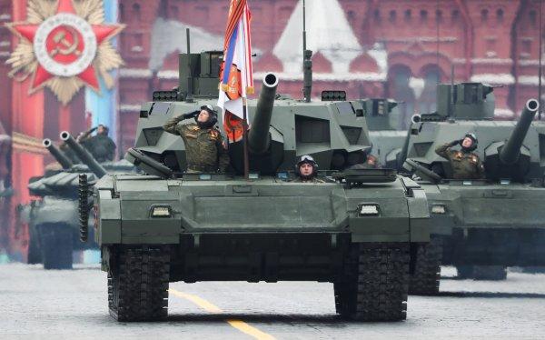 Армия России вошла в тройку сильнейших на планете