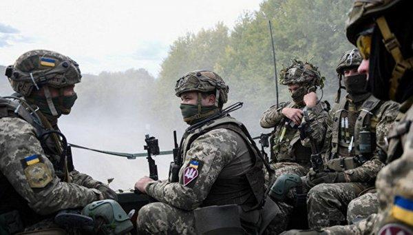 Донбасские Рассадки взяты под контроль ВСУ