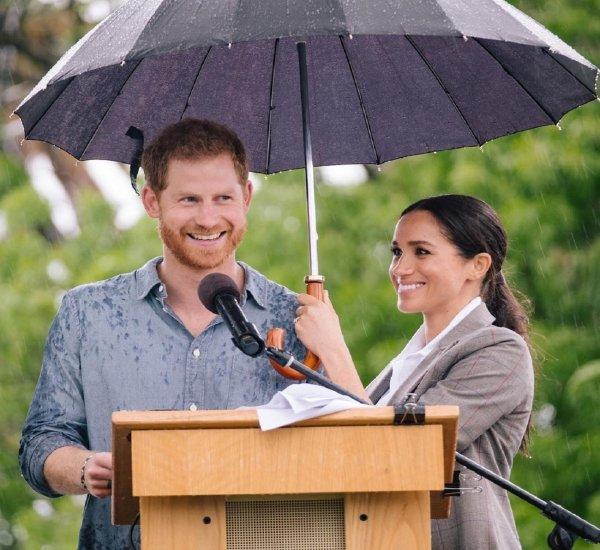 Бережет здоровье: Меган Маркл отказалась ехать с принцем Гарри в Замбию