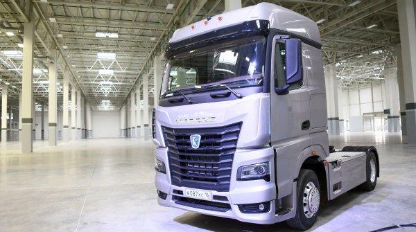 Концерн «КамАЗ» приступил к опытной сборке нового шасси для грузовых авто серии К5