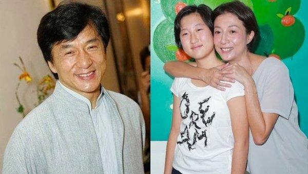 Дочь Джеки Чана женилась на канадской моделе