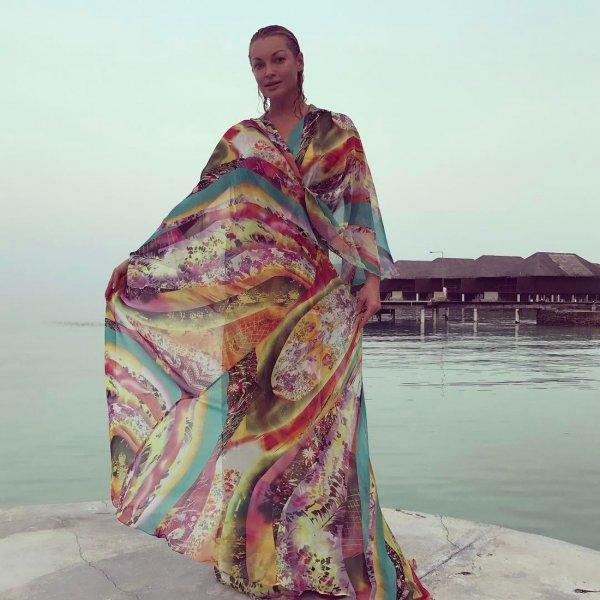 «Устала от безделья?!»: Волочкова снова не нашла у подписчиков поддержки