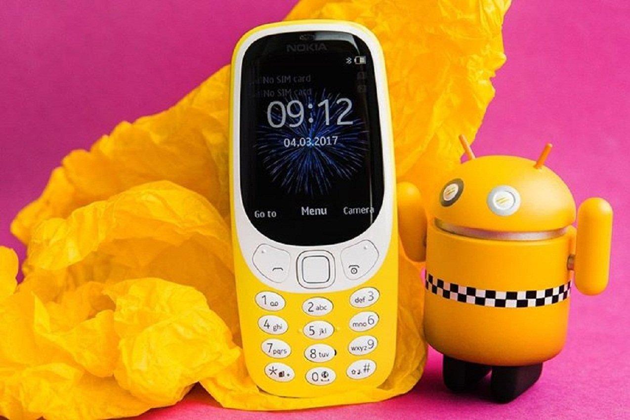 Кнопочный телефон нокиа получит поддержку 4G LTE