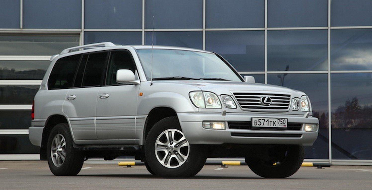 В РФ обнаружили вседорожный автомобиль Лексус с1 млн километров пробега