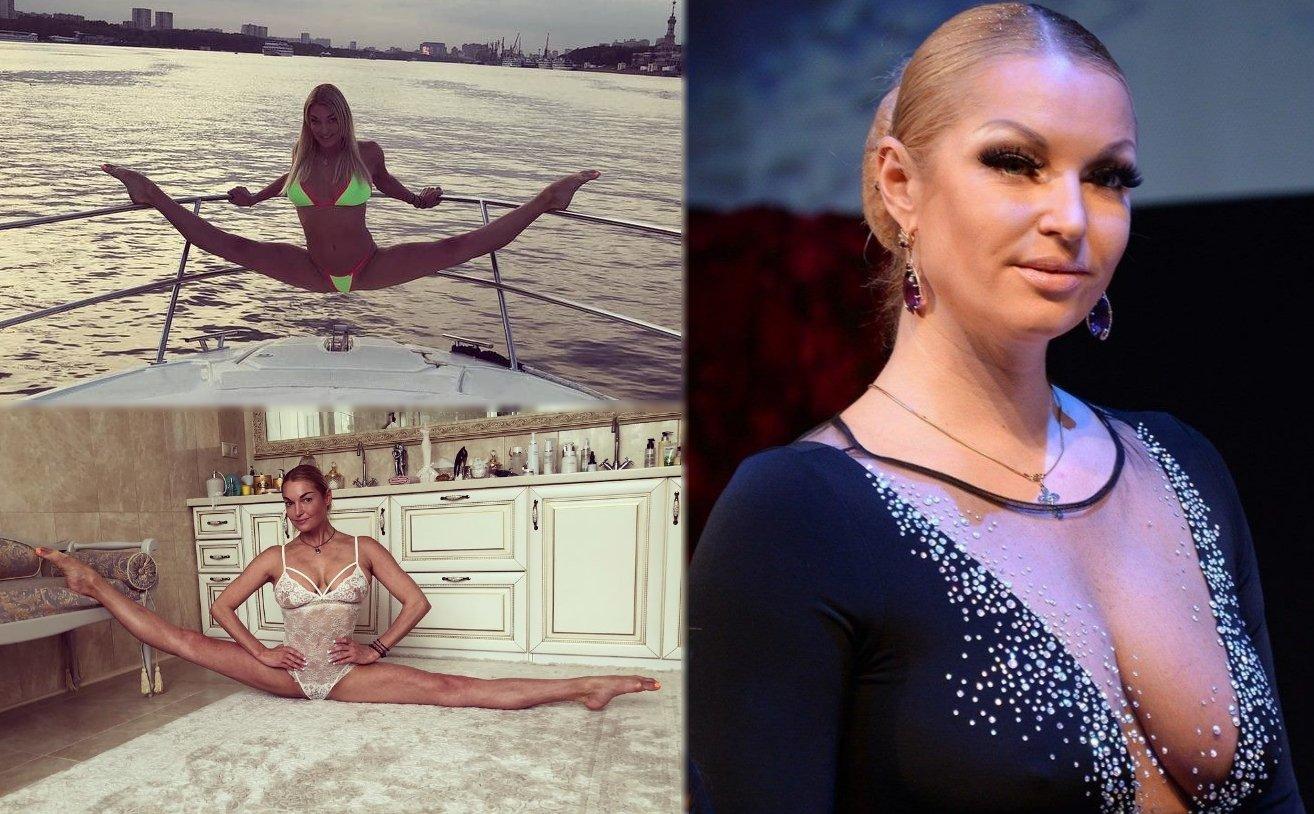 Нужны Фотографии Балерины Волочковой В Обнаженном Виде