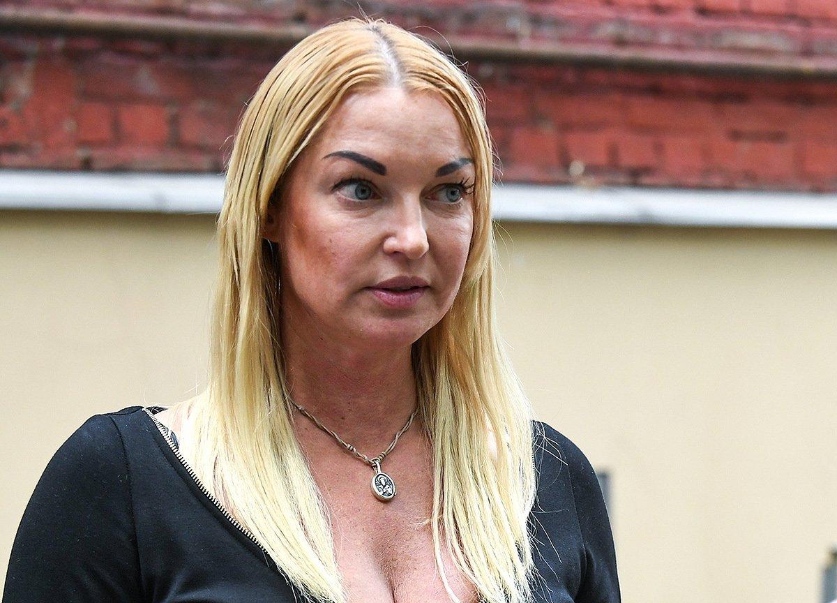 Сексуальная Анастасия Волочкова