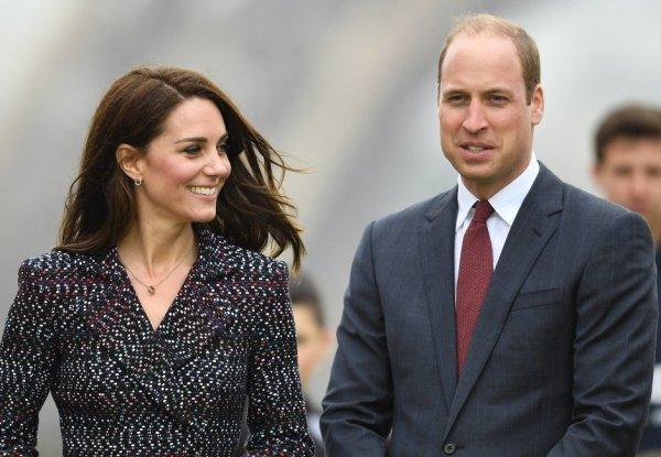 Кейт Миддлтон смутила принца Уильяма, рассказав о его шалостях дома