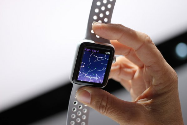 Apple Watch 4 получит новую функцию ЭКГ