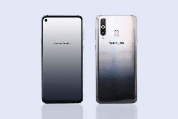 Известны характеристики нового Samsung Galaxy A8s