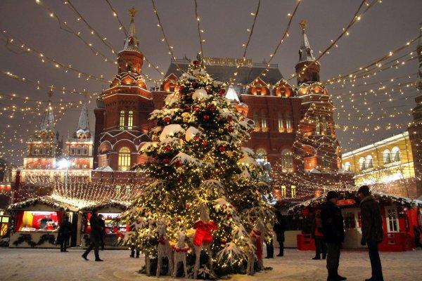 В рамках фестиваля «Путешествие в Рождество» будет организовано 78 площадок с разнообразными развлечениями для всей семьи