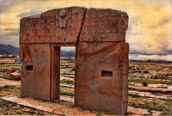 Американские ученые восстановили мистические Врата Солнца