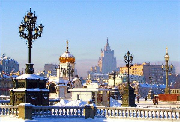 Московские гостиницы в новогодние каникулы будут загружены на 90%