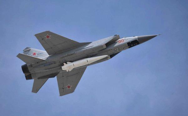Американские СМИ обрадовались успешным испытаниям российской ракеты «Авангард» с гиперзвуком