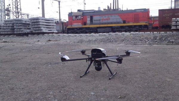Специалисты АО «НИИАС» испытали беспилотники на ЖД в Томске и Туапсе